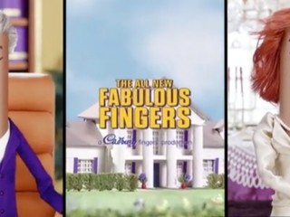 Cadbury's Fab Fingers – The Revelation