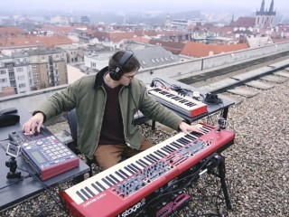 Rooftop #3 – Memotone / Goldair – Live